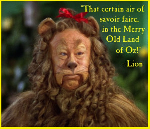 Movies-The Wizard Of Oz-Cowardly Lion