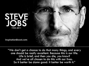Steve Jobs Life Quotes