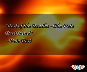 19 quotes about beatles follow in order of popularity. Be sure to ...