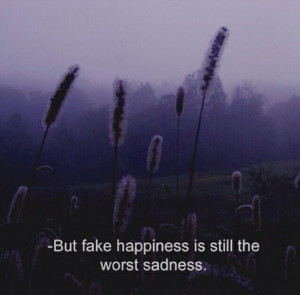 quote life depressed depression sad suicide quotes pain true happiness ...