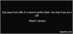More Mark E Hyman Quotes