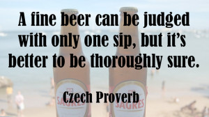 Beer Quotes