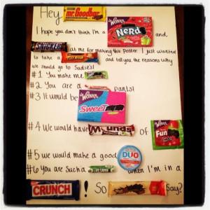 Cute Ideas to Ask a Guy to Sadie Hawkins