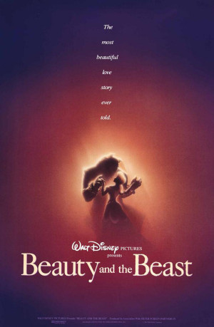 Beauty and the Beast Beauty and the Beast 3D movie poster