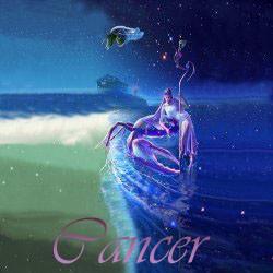 Zodiac Cancer Water Tag Code: