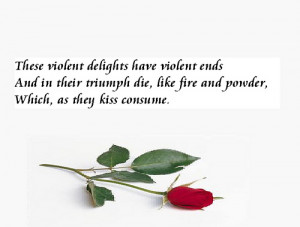 Favorite quote from Romeo and Juliet?