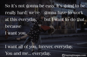 Romantic & Amazing The Notebook Quotes