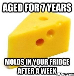 Scumbag Cheese - Funny Pictures, MEME and Funny GIF from GIFSec.com