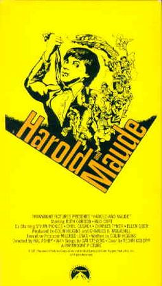 Harold and Maude (1971) Hal Ashby, written by Colin Higgins... The ...
