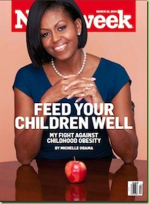 Michelle Obama Has Left the Building