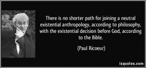 More Paul Ricoeur Quotes
