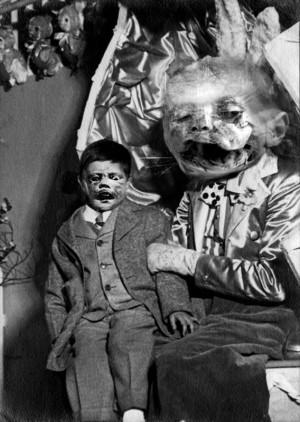 Scary Ventriloquist Dummies
