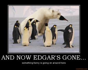 BLOG - Funny Penguin And Polar Bear