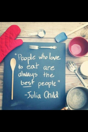 Oh Julie and Julia! Great film x