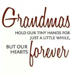 We love you and miss you Grandma Kelli