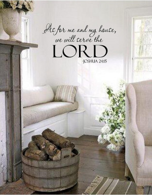 Religious Quotes | Vinyl Wall Decals
