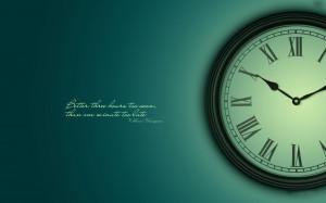 Amazing Time Quotes