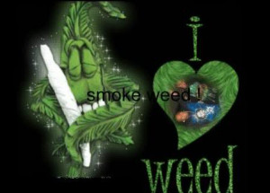 love weed Image