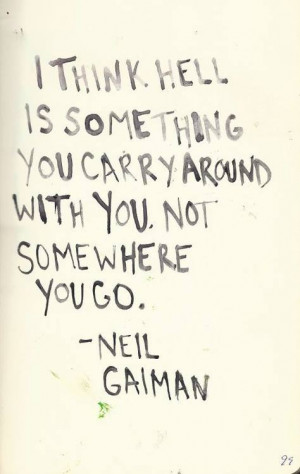 16 Neil Gaiman Quotes on Life and Writing