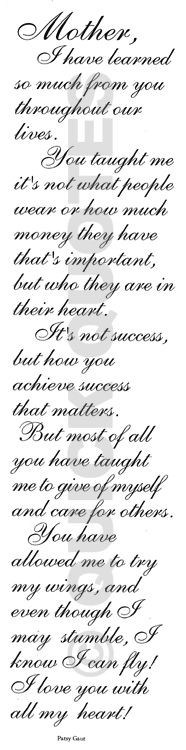 Love the Mother quotes cause my Mom is AWESOME!
