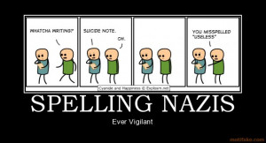 spelling-nazis-spelling-nazi-nazis-grammer-nazis-emo-demotivational ...