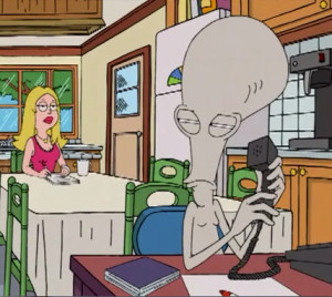 American Dad Roger Quotes