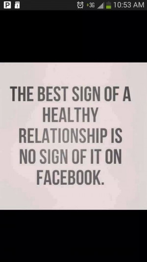 Healthy relationship quote, privacy 101