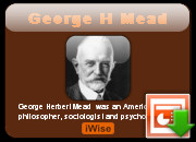 George Herbert Mead Quotes