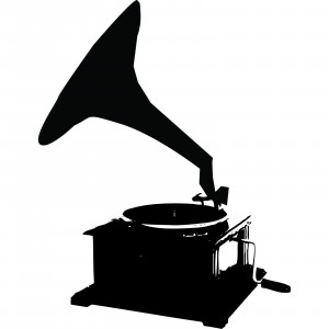 Gramophone Record Player
