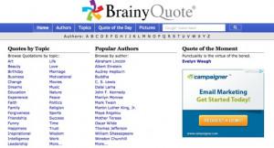 20 Best Quote Websites
