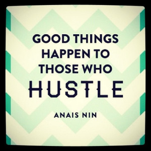 Hustle Quotes And Sayings
