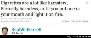 Will Ferrell Funny...