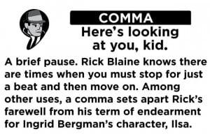 Punctuation Marks Used In Famous Quotes