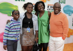 Al Roker arrives at Nickelodeon's Kid's Choice Awards in Los Angeles