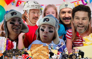 BREAKING NEWS: Top secret footage from Giroux's 26th birthday bash ( i ...