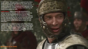 It is no wonder that Mark Antony in HBO's #Rome is James Purefoy's ...