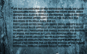 Quotes Conspiracy Wallpaper 1600x1000 Quotes, Conspiracy, Theory