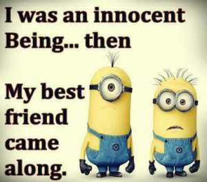 minion and friends