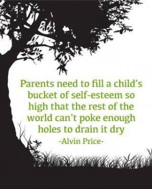 self-esteem is quite important...