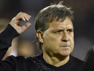 Gerardo Martino overtager trænersædet i Barcelona, skriver den ...