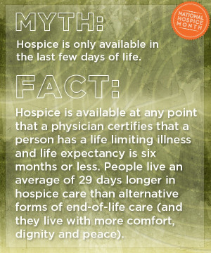 ... End Of Life Care, Peace Nationalhospicemonth, Life Expecting, Hospice