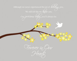 Memorial - Miscarriage Remembrance - Miscarriage Gift - Sympathy ...