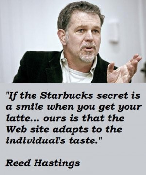 Reed hastings famous quotes 4