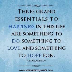 Quotes about happiness the secret of happiness you see is not found in ...