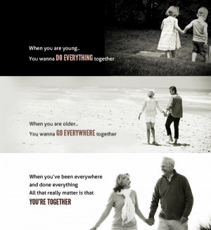 Grow Old Along With Me, The Best is Yet to Be!