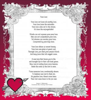 Christian Marriage Poems Christian marriage poems love