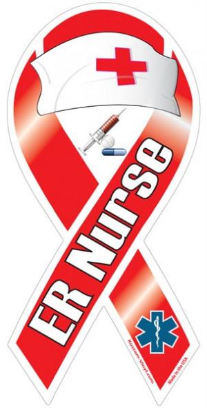 ER-NURSE-Awareness-Car-Ribbon-Magnet-support-emergency-room-rn-lpn ...