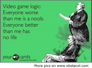 game logic funny pictures funny images funny quotes funny video game ...