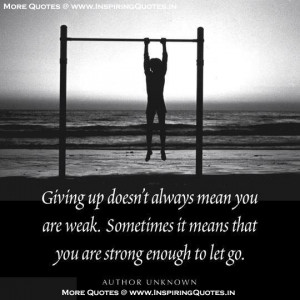 quotations on giving up quotes quotesgram