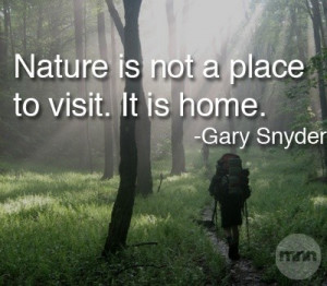 Nature, quotes, sayings, home, short quote